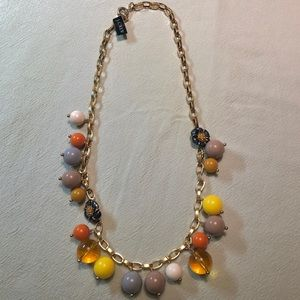 NWT🔖 J. Crew Spring Bauble Necklace